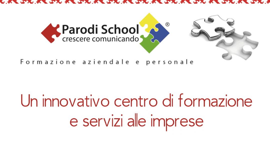 Presentazione Parodi School 2018