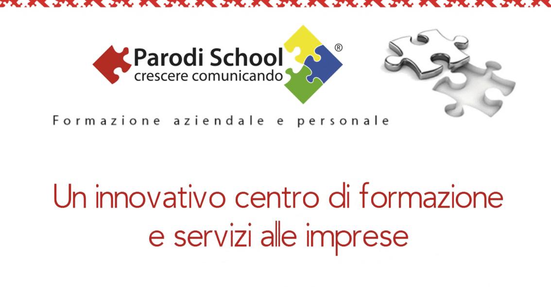Presentazione Parodi School 2017